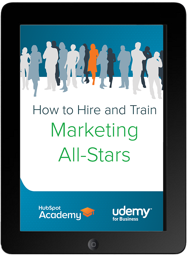 How to Hire and Train Marketing All-Stars