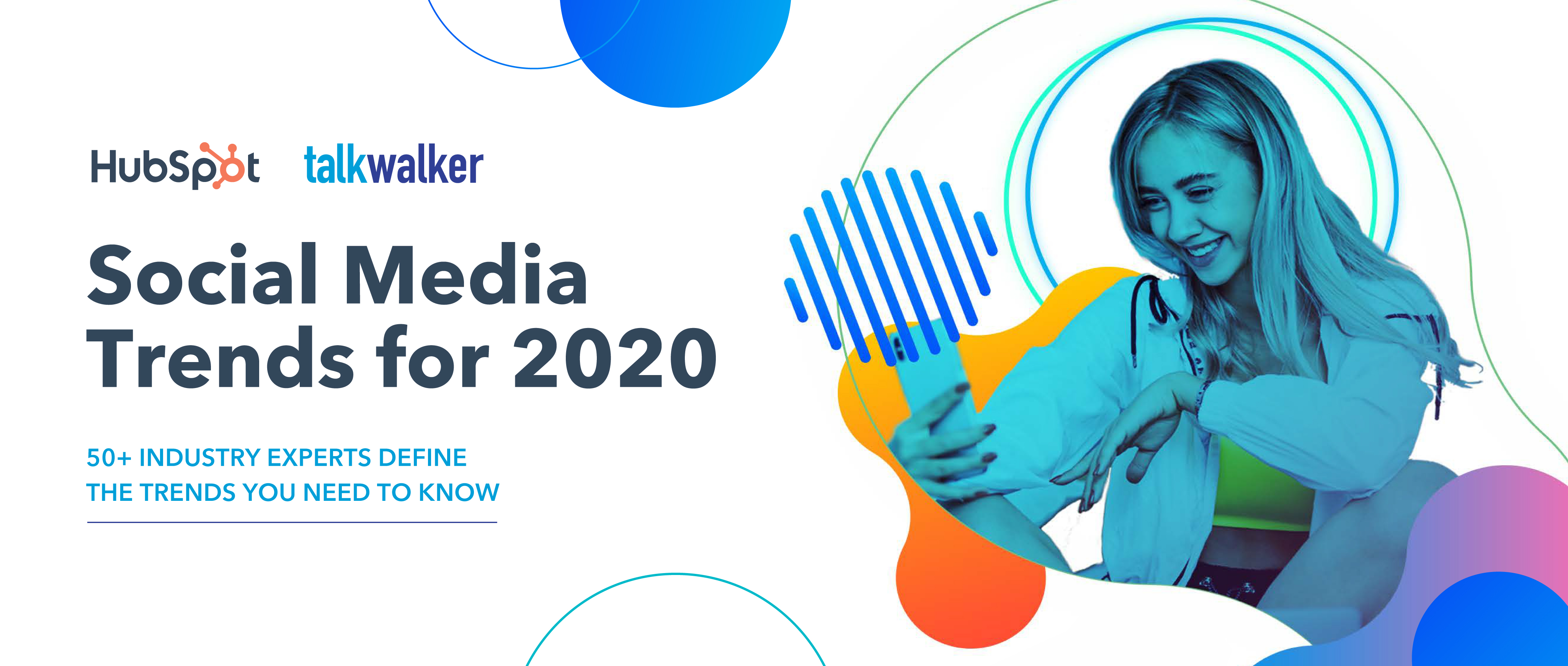 Trends 2020.Social Media Trends For 2020 50 Industry Experts Define