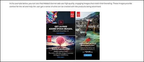 Adobe Example