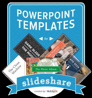 PowerPoint Templates for SlideShare
