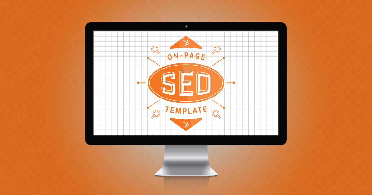 free on page seo template hubspot